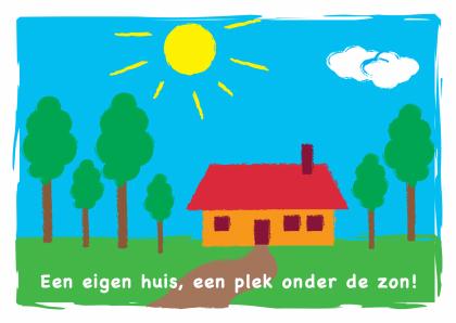 Een plek onder de zon for Contact eigen huis